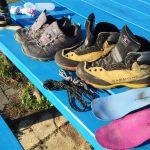 愛用の登山靴を長持ちさせるお手入れ・メンテナンス方法