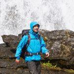 登山・トレッキング用レインウェアの基本的な特徴
