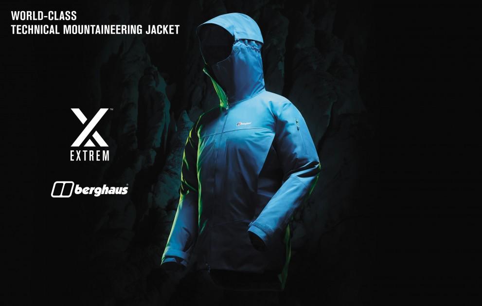 世界最大級展示会GOLD受賞!アルパイン(冬登山)ジャケット決定版