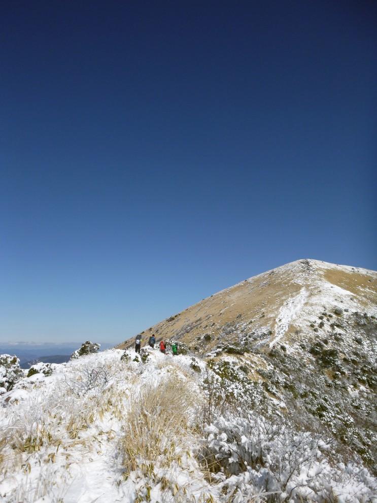 【九州-九重連山・涌蓋山】スタッフが選ぶ冬の低山(雪山)おすすめ絶景スポット24/24