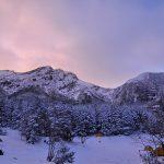 日本の雪山に適したシュラフを選ぶ