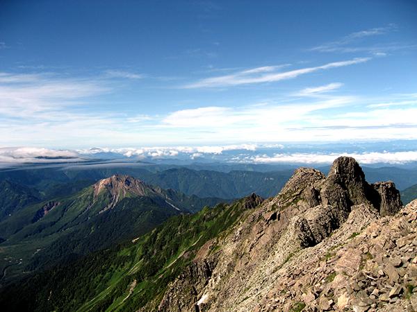 穂高岳 西 穂高岳のコースガイド おすすめ7ルート