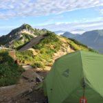 【夏山 テント泊】 ガイドに学ぶ、失敗しない夏山のすすめ  ~山下ガイド~