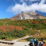 【北海道 大雪山系 旭岳】 紅葉の綺麗な山へ出かけよう!