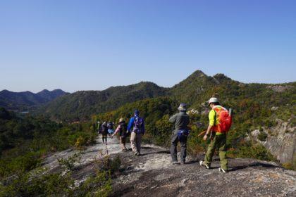 小さな山旅 「加西アルプス」