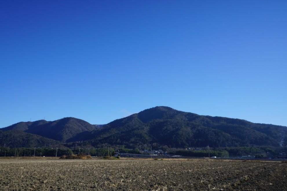 牛松山全景