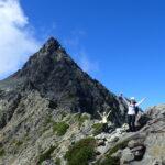 好日山荘ガイドが伝える今年のアルプス 2021年夏