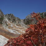 上から紅葉を見てみよう。~木曽駒ヶ岳~