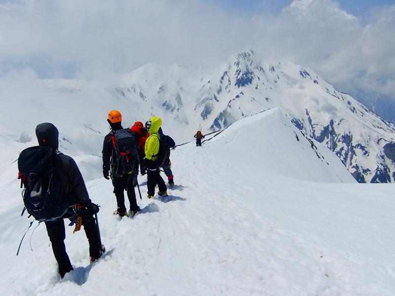 雪山登山靴を選ぶポイント