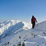 【北アルプス 唐松岳】 好日山荘スタッフがオススメする春の残雪の山!