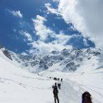 【北アルプス 涸沢カール】 好日山荘スタッフがオススメする春の残雪の山!