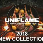 ユニフレーム2018新製品!展示会速報① テント、タープ、チェア、コットなど