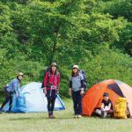 おとな女子登山部が選んだ夏のテント泊ギア つじまいのテント選び【Guddéi research春号連動記事】