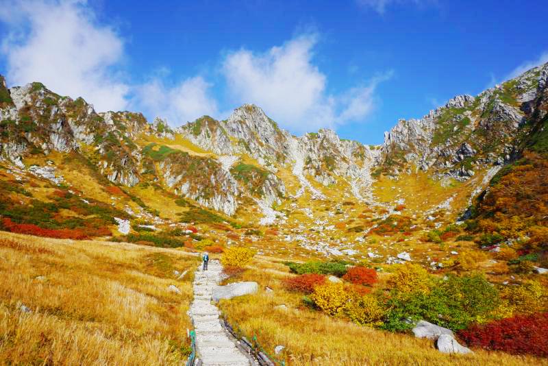 【全国オススメ紅葉登山】紅葉の綺麗な山へ出かけよう!