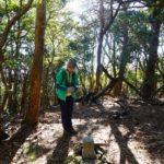 """干支の山""""牛松山""""に登ってきました。"""